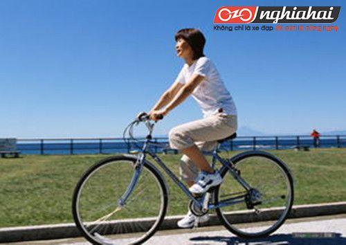 Đạp xe đạp làm tổn thương đến đầu gối Dạy cho bạn 4 cách để tránh bị chấn thương! 1