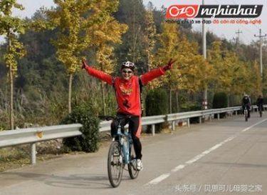 Đạp xe vừa bảo vệ môi trường vừa tốt cho sức khỏe, vậy rốt cuộc đạp xe có thể giảm béo hay không 1