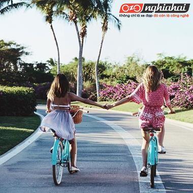 Cẩm nang đạp xe đạp mini mùa hè bổ ích cho bạn.3