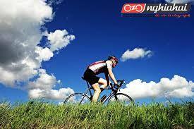 6 chấn thương thường gặp khi sử dụng xe đạp thể thao