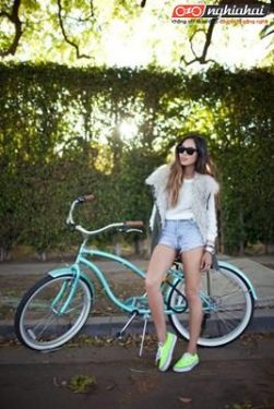 Làm sao để làm một người đạp xe mùa hè không mỡ, không béo phì và không bị đen 1