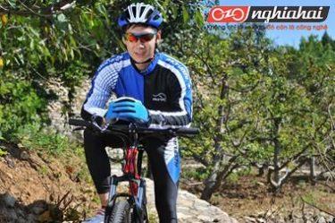 Mũ bảo hiểm dành cho xe đạp thể thao tại Hà Nội 2