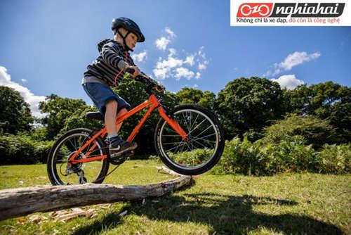 Lời giới thiệu xe đạp trẻ em của Nghĩa Hải 3