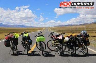 Lời khuyên bổ ích cho đạp xe mùa hè. 1