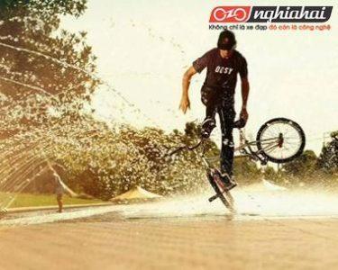 Những điều cần chú ý khi đi xe đạp vào trời mưa 4