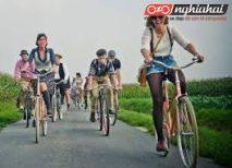 Những lợi ích từ việc đạp xe 1