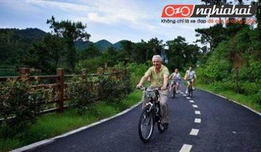 Những lợi ích từ việc đạp xe 2