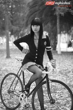 Phương thức tập luyện xe đạp, nên theo quãng đường hay là theo thời gian 4