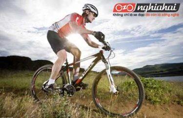 Xe đạp thể thao,Tư thế đạp xe thể thao chuẩn 1