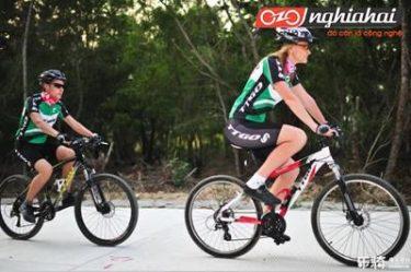 Xe đạp thể thao,Tư thế đạp xe thể thao chuẩn 2