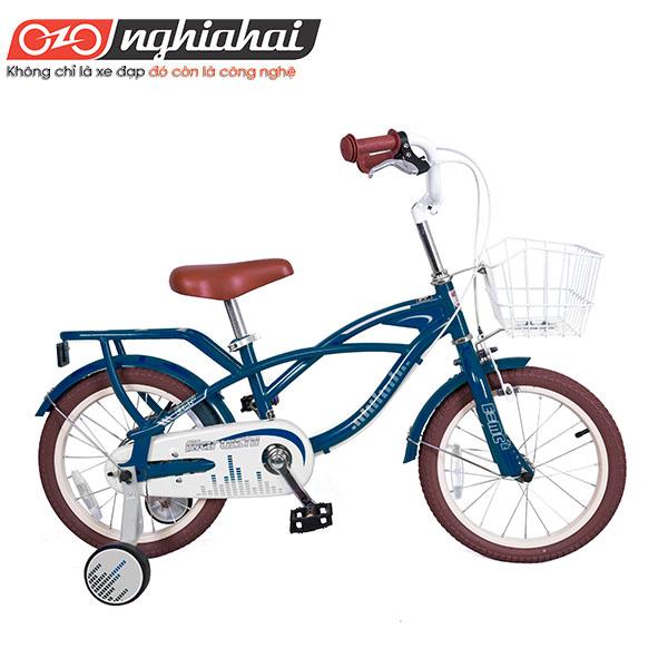 Xe đạp trẻ em Nhật Blance (Straight Student) 16″ 11