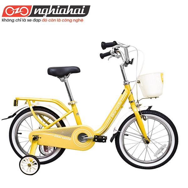 Xe đạp trẻ em Nhật Casper 16''vang1
