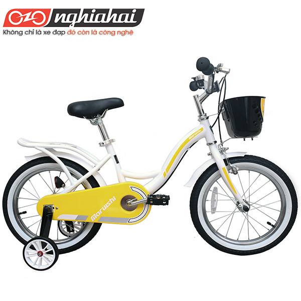 Xe đạp trẻ em Nhật Dually (Astronaut) trang