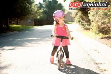 Đã đến lúc cho trẻ tập đi xe đạp! 3