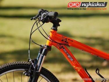 Đặc điểm hình học của khung xe đạp 1