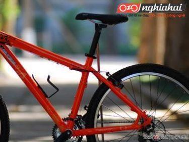 Đặc điểm hình học của khung xe đạp 2