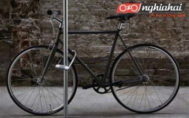 Biến chiếc xe đạp trở nên sang trọng hơn mà không cần tốn quá nhiều tiền. 4