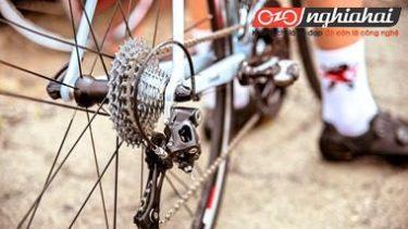 Cách sử dụng bánh răng xe đạp 4