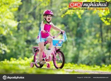 Dạy trẻ em làm thế nào để đạp xe đạp 3