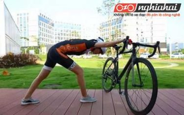 Làm giảm đau khớp gối khi đạp xe 2