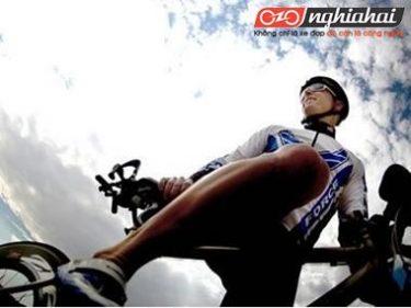 Làm giảm đau khớp gối khi đạp xe 3