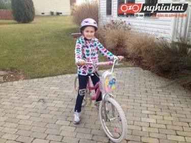 Làm thế nào để con có hứng thú với việc đi xe đạp 3