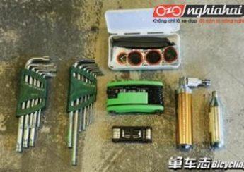 Một số dụng cụ cần thiết cho chiếc xe đạp 1