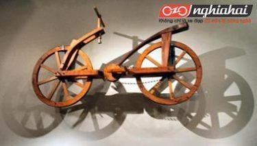 Tìm hiểu lịch sử hình thành của xe đạp 2