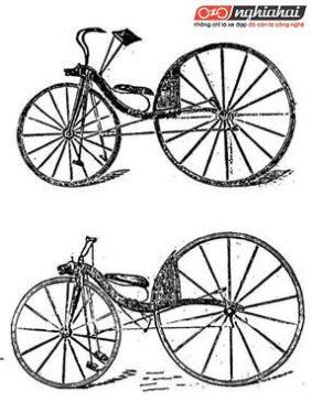 Tìm hiểu lịch sử hình thành của xe đạp 3