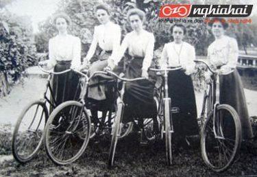 Tìm hiểu lịch sử hình thành của xe đạp 4