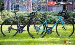 Xe đạp thể thao kiểu nữ có gì khác biệt 1