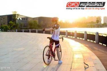 Xe đạp thể thao kiểu nữ có gì khác biệt 2