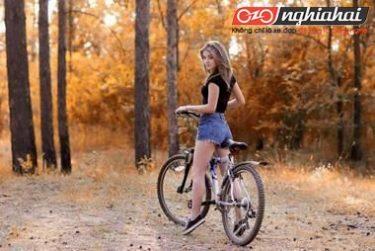 Xe đạp thể thao kiểu nữ có gì khác biệt 3