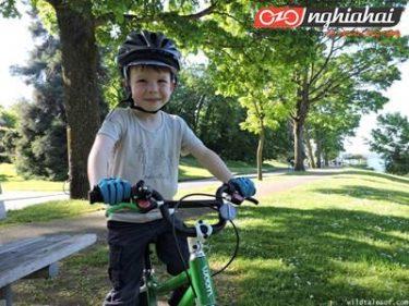 Đánh giá xe đạp WOOM3 bước chuyển đổi từ xe đạp cân bằng sang xe đạp thông thường 1