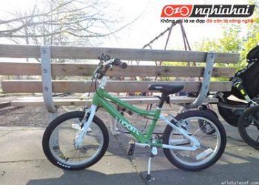 Đánh giá xe đạp WOOM3 bước chuyển đổi từ xe đạp cân bằng sang xe đạp thông thường 2
