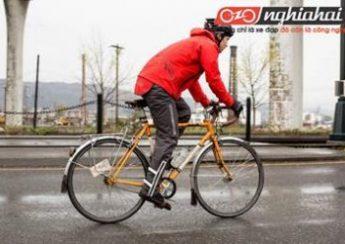 Đi xe đạp trong mưa Những lời khuyên và sự động viên dành cho bạn 3