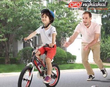 Chìa khóa để thành công trong việc dạy con cách đi xe đạp mà không cần đến xe đạp có bánh phụ 1