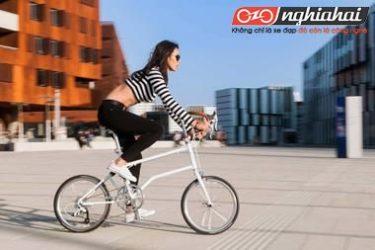 Xóa tan nỗi lo ách tắc giao thông trong thành phố khi đạp xe 3