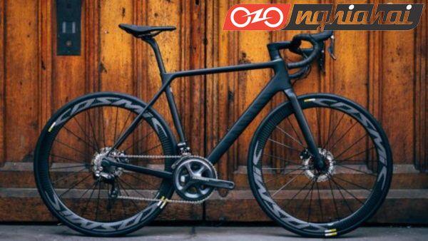 Đánh giá Canyon Ultimate - dòng xe đạp đua đường trường cao cấp 3