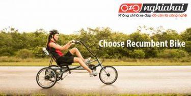 Hướng dẫn chọn xe đạp có ghế tựa 1