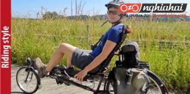 Hướng dẫn chọn xe đạp có ghế tựa 3