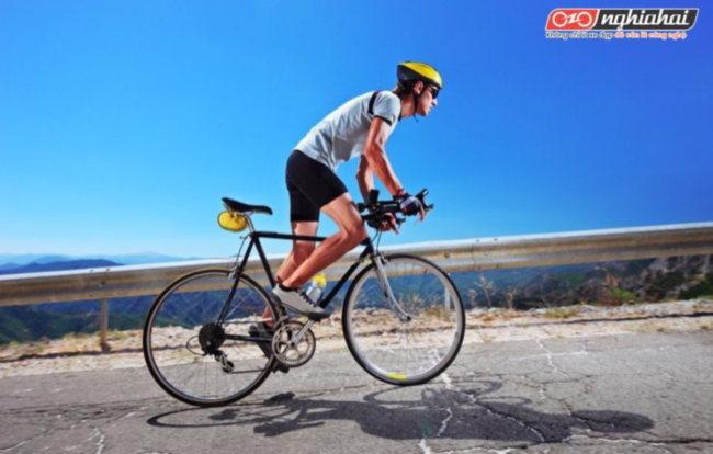 Năm cách để cải thiện việc đạp xe leo núi 1