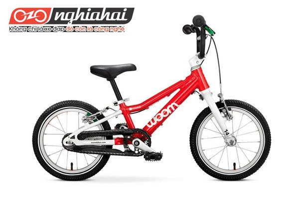 Woom2 - chiếc xe đạp được thiết kế riêng cho trẻ em 1