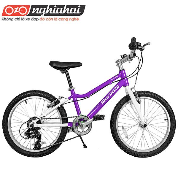 Xe đạp trẻ em Nhật 7S Future Star 20″ 1