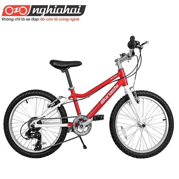 Xe đạp trẻ em Nhật 7S Future Star 20″ 2