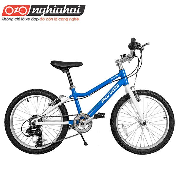 Xe đạp trẻ em Nhật 7S Future Star 20″
