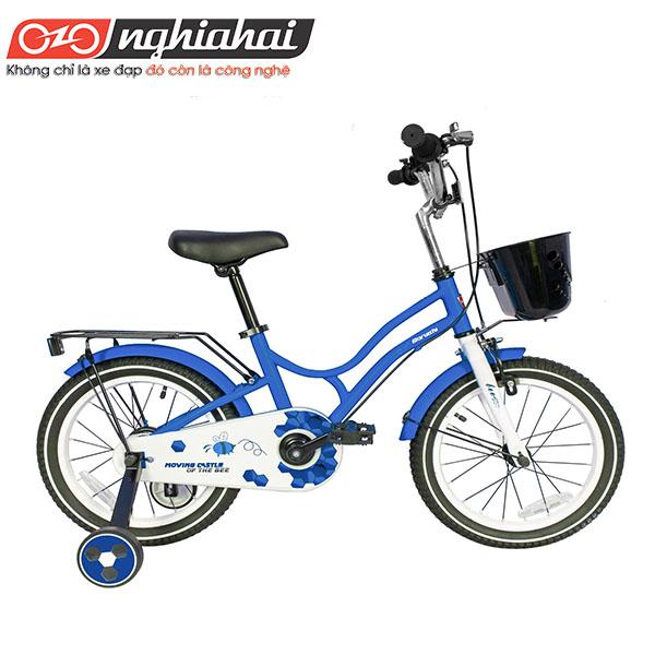 Xe đạp trẻ em Nhật Beehive 16