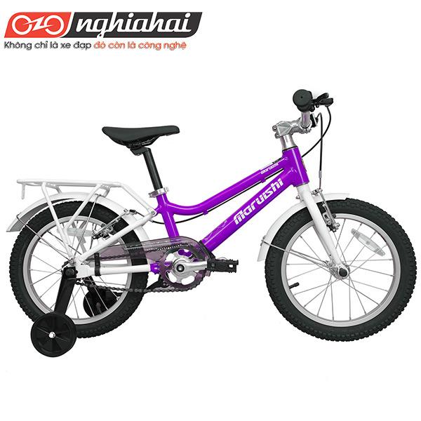 Xe đạp trẻ em Nhật Future 16 tim