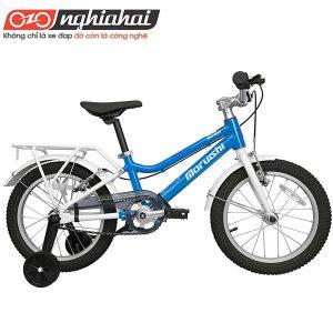 Xe đạp trẻ em Nhật Future 16 xanh