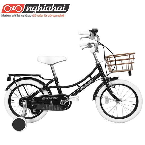 """Xe đạp trẻ em Nhật Retro Bike 16"""" 1"""